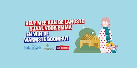 Breimarathon - Emma en De Warmste Boomhut tickets