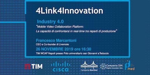 """""""Mobile Video Collaboration Platform"""": La capacità di confrontarsi in real-time tra reparti di produzione"""""""