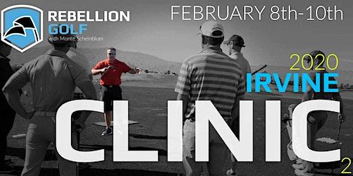 Rebellion Golf Clinic with Monte Scheinblum