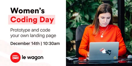 Women's Coding Day tickets