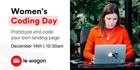 Women's Coding Day entradas
