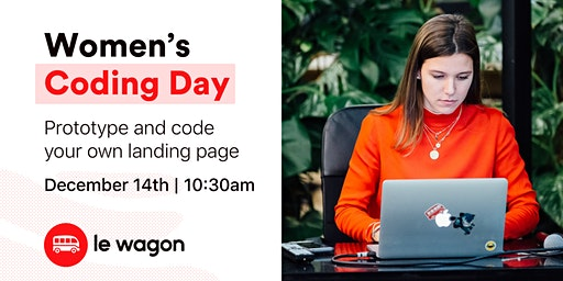 Women's Coding Day