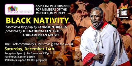 """METCO Presents: """"Black Nativity"""" tickets"""
