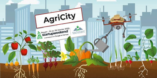 Startup Weekend Rouen 2020 Agricity