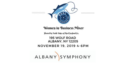 Women in Business Mixer @ Reel Seafood