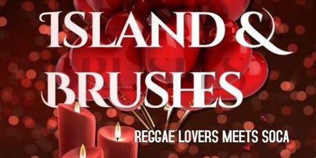 ISLAND&BRUSHES tickets