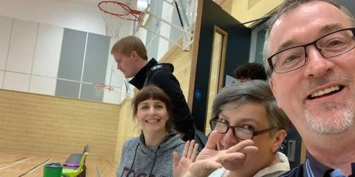 Introduction to Basketball Table Official Workshop -  West Lothian Wolves