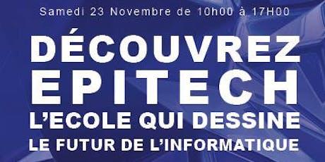Journée Portes Ouvertes Epitech Bordeaux billets