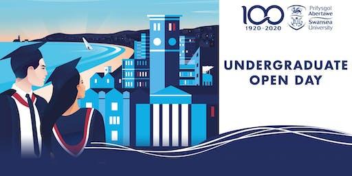 Undergraduate Open Day Saturday 25th January 2020