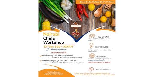Nairobi Chefs Workshop