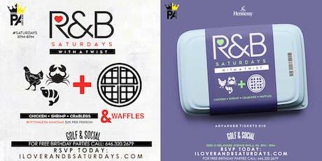 I Love R & B Saturdays | powered by: PADRIVENOW.COM + Homeline Ent tickets