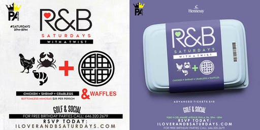 I Love R & B Saturdays   powered by: PADRIVENOW.COM + Homeline Ent