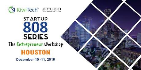 Startup Founders 808 Series - Entrepreneur Workshop (Dec. 10 & 11) tickets