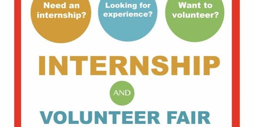 P31 INTERNSHIP & VOLUNTEER FAIR