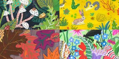 Decorative Patterns Workshop at BAI