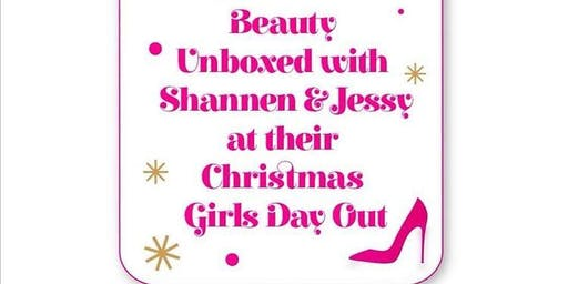 Shannen & Jessy's Beauty Unboxing