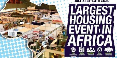 Abuja International Housing Show 2020 tickets