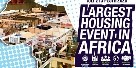 Abuja International Housing Show 2020 tickets