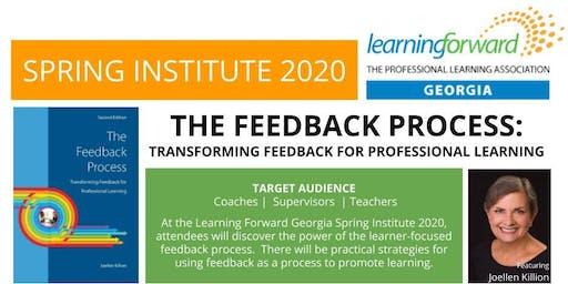 Learning Forward GA Spring Institute 2020