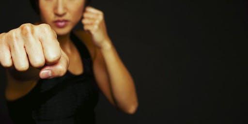 Women's Self Defense Seminar (Hampton)