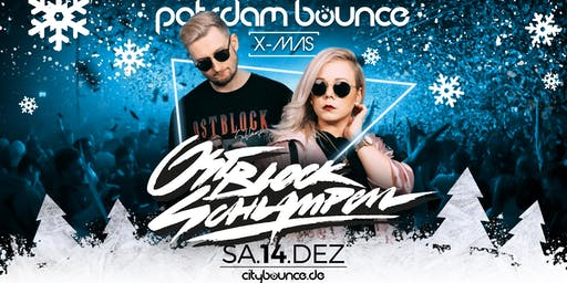 POTSDAM BOUNCE - XMAS 2019 w/ OBS & many more