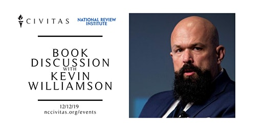 Book Discussion with Kevin Williamson