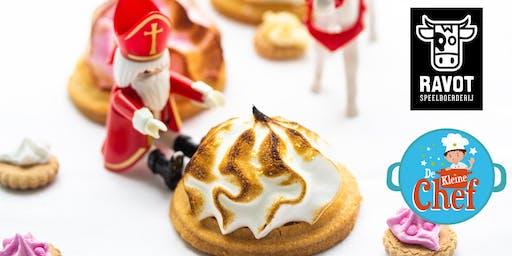 De lekkerste Sinterklaaskookworkshop van De Kleine Chef