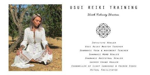 Usui Reiki Training - Level 1