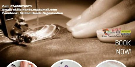 Free Tailoring Workshop for women tickets