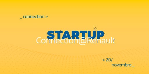 STARTUP Connection@Renault