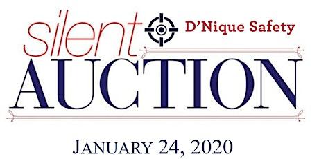 2020 EAT-DRINK-BID Silent Auction tickets