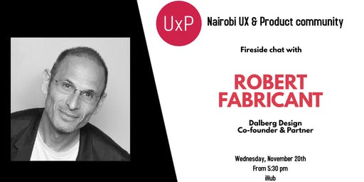 Fireside chat with Robert Fabricant