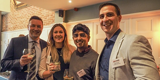 Property face2face Curry Club - February 7th 2020
