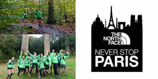 #NeverStopParis • Run With Us - autour de l'observatoire de Paris