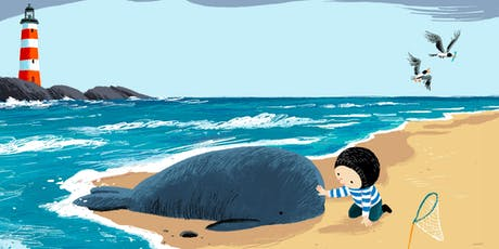 Storm Whale - Childrens book play adaption tickets