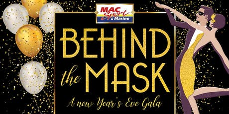 "2019 New Year's Eve ""Behind the Mask"" Gala tickets"