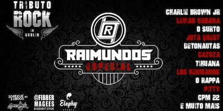 TRIBUTO ROCK - Especial RAIMUNDOS tickets