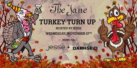Thanksgiving Eve at The Jane tickets