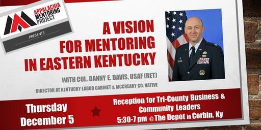 Reception: A Vision for Mentoring in Eastern Kentucky
