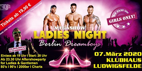 LADIES NIGHT 2020 Tickets