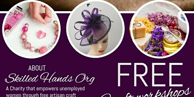 Free Body Care Products Workshop