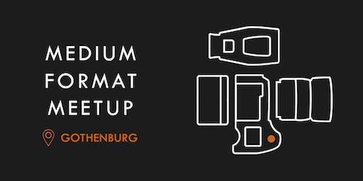 GBG Medium Format Meetup THE NEW X1D II 50C