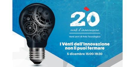 Venti di Innovazione, passato, presente… futuro! biglietti