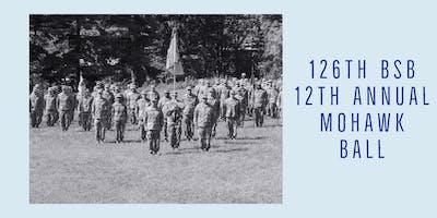 """12th Annual126th Brigade Support Battalion """"Mohawk"""" Ball"""