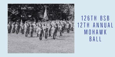 "12th Annual126th Brigade Support Battalion ""Mohawk"" Ball tickets"