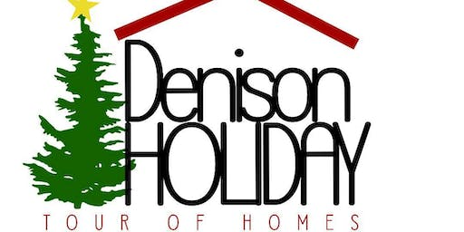 Denison Holiday Tour of Homes 2019
