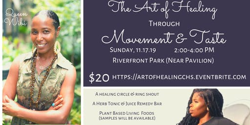 The Art of Healing through Movement and Taste