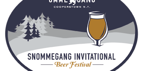 Snommegang - Brewer's Registration 2020 tickets