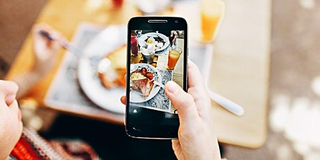 Smartphone Food Photography - with Mollie McPhee tickets