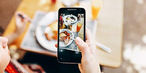 Smartphone Food Photography - with Mollie McPhee